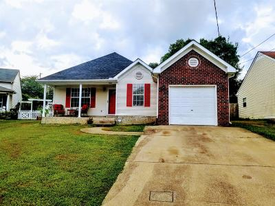 Madison Single Family Home Under Contract - Not Showing: 1920 Gulf Breeze Pl
