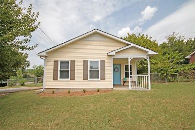 Nashville Single Family Home For Sale: 3601 Chesapeake Dr