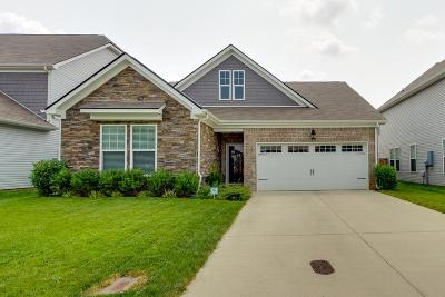Murfreesboro, Rockvale Single Family Home For Sale: 3227 Milkweed Dr