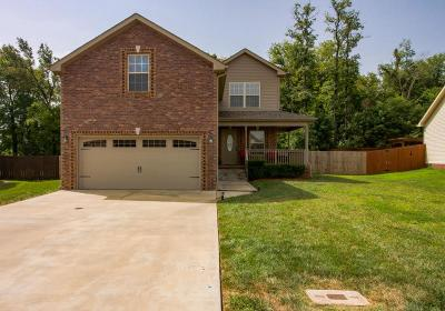 Clarksville Single Family Home For Sale: 1971 General Neyland Dr