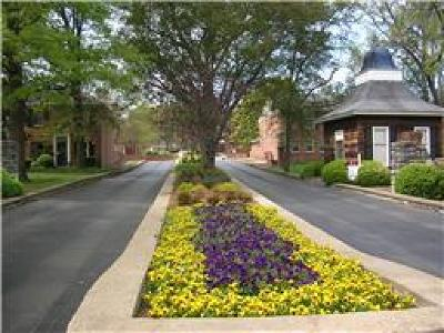Nashville Condo/Townhouse For Sale: 5025 Hillsboro Pike #14z