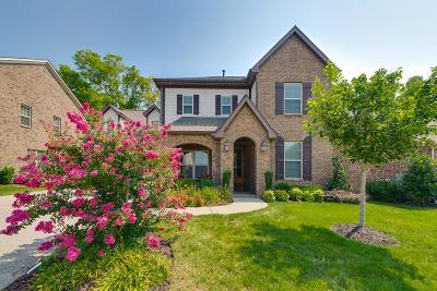 Gallatin Single Family Home Under Contract - Showing: 1048 Baxter Ln