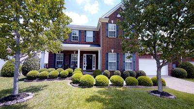 Single Family Home For Sale: 1251 Habersham Way