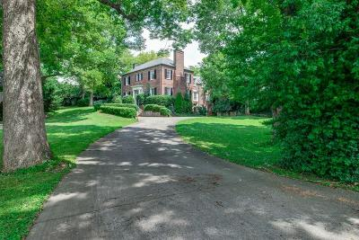 Nashville Single Family Home For Sale: 2006 Lombardy Ave