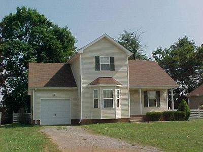 Clarksville Rental For Rent: 3223 N Senseney Circle