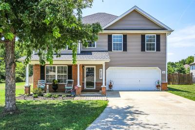 Smyrna Single Family Home For Sale: 1303 Bundy Ct