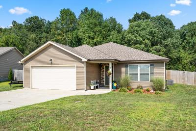 Clarksville Single Family Home For Sale: 1180 Freedom Dr