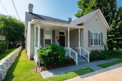 Nashville Single Family Home For Sale: 937 Phillips St