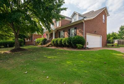 Brentwood  Single Family Home Under Contract - Not Showing: 6112 Brentwood Chase Dr