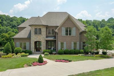 Franklin Single Family Home For Sale: 4909 Buds Farm Ln W