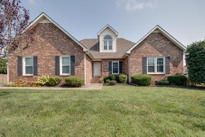 Murfreesboro TN Single Family Home For Sale: $299,000