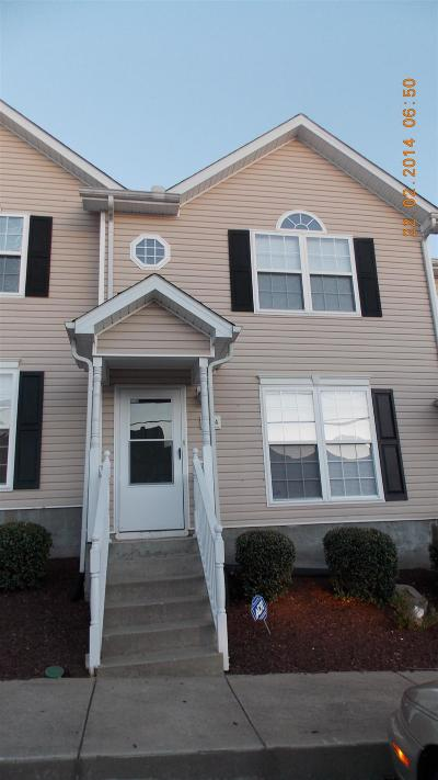 Lavergne Condo/Townhouse Under Contract - Not Showing: 6034 Cullen Dr