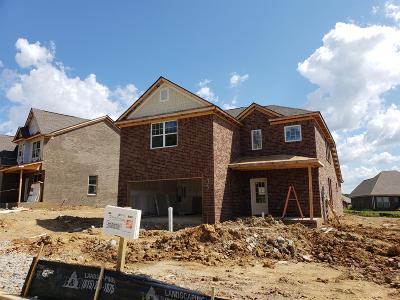 Gallatin Single Family Home For Sale: 350 Black Thorn Lane #149