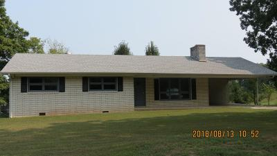 Erin Single Family Home For Sale: 340 Wolf Pit Road