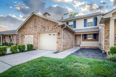 Clarksville Condo/Townhouse For Sale: 317 Kingswood Ct #117