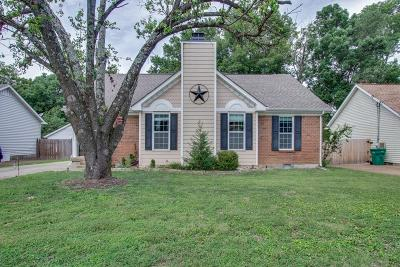 Hermitage Single Family Home For Sale: 1228 Jacksons Hill Rd