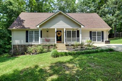 Dickson Single Family Home For Sale: 102 Pinewood Dr