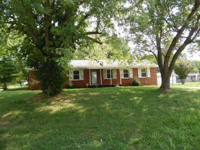 Clarksville Single Family Home For Sale: 201 Nottingham Pl