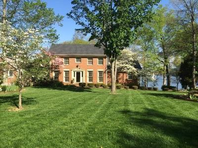 Hendersonville Single Family Home Under Contract - Showing: 272 Hidden Lake Rd