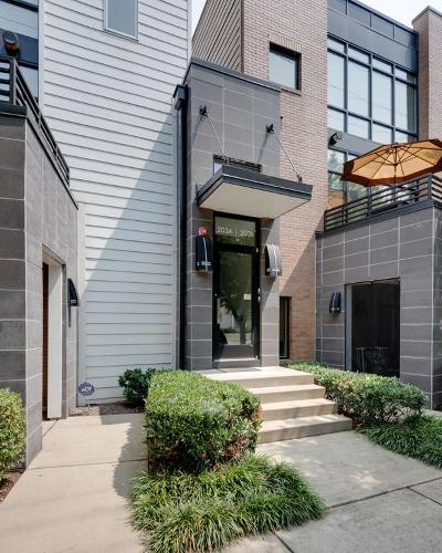Nashville Condo/Townhouse For Sale: 203 B S 11th St