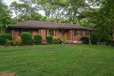 Nashville Single Family Home For Sale: 5204 Trousdale Dr