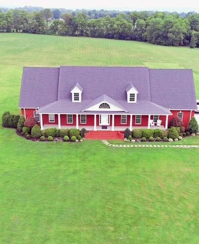 Gallatin Single Family Home For Sale: 149 Branham Mill Rd