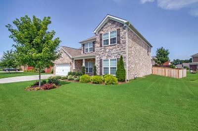 Williamson County Single Family Home For Sale: 1031 Brixworth Dr