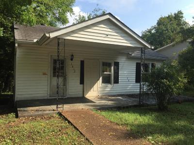 Nashville Single Family Home For Sale: 3812 Nevada Ave