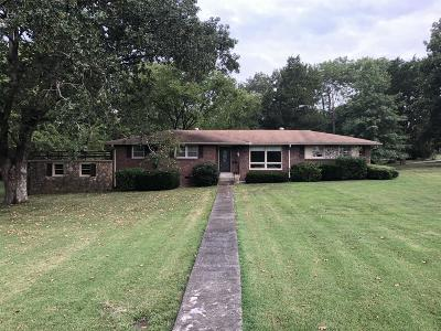 Hendersonville Single Family Home Under Contract - Showing: 198 Neptune Dr