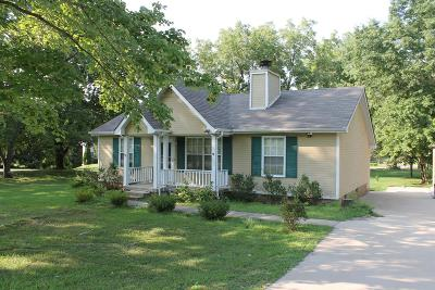 Clarksville Single Family Home For Sale: 307 Idaho Springs Rd