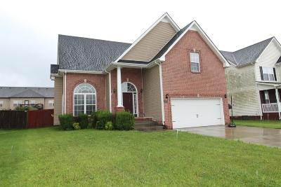 Clarksville Rental For Rent: 1341 Chinook Circle
