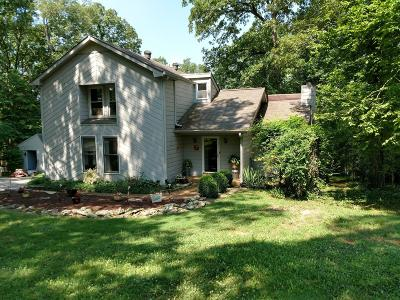 Kingston Springs Single Family Home For Sale: 213 Harpeth View Trl