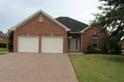 Lebanon Single Family Home For Sale: 1740 Summerplace Ln