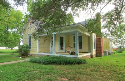 Robertson County Single Family Home For Sale: 1221 E Church St