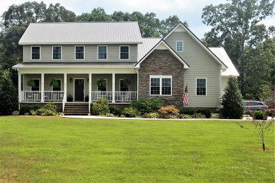 Belvidere Single Family Home For Sale: 1233 Post Oak Rd