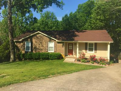 Clarksville Single Family Home For Sale: 812 Margret Dr