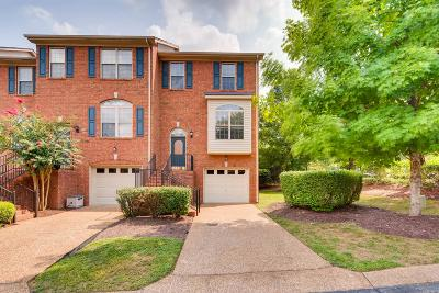 Brentwood Condo/Townhouse For Sale: 100 Carriage Ct