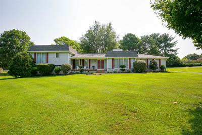 Old Hickory Single Family Home For Sale: 5024 Lakeridge Dr