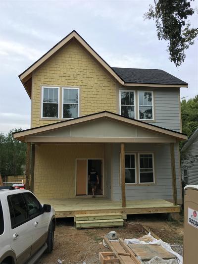 Nashville Single Family Home For Sale: 1200 Kirkland Ave