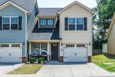 Murfreesboro Condo/Townhouse For Sale: 4139 Sunday Silence Way