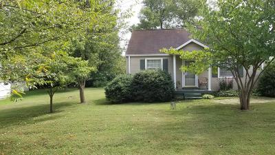 Nashville Single Family Home For Sale: 6369 Alamo Pl