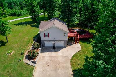 Erin Single Family Home For Sale: 102 Fitzgerald Dr