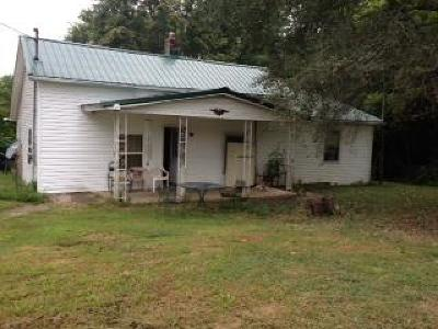 Culleoka Single Family Home For Sale: 2296 Baptist Church Rd