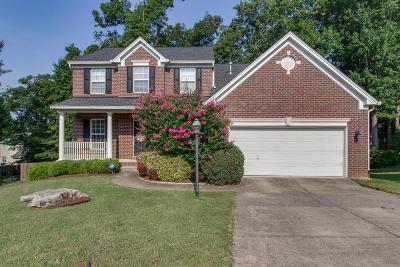 Nashville Single Family Home For Sale: 3208 Woodspring Ct