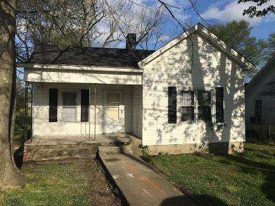 Columbia  Single Family Home Under Contract - Showing: 1829 S Main St