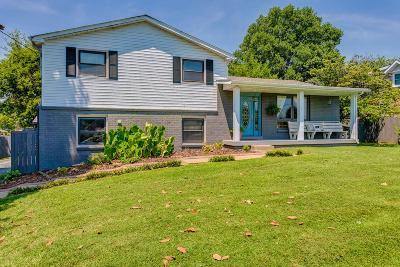 Hermitage Single Family Home For Sale: 4448 Andrew Jackson Pkwy