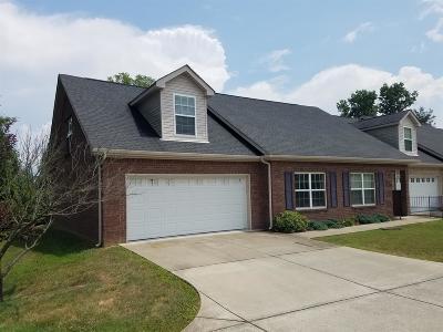 Smyrna Condo/Townhouse For Sale: 516 Mason Tucker Dr
