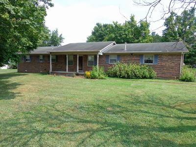 Shelbyville Single Family Home For Sale: 806 Brookhaven Cir
