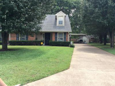Murfreesboro TN Single Family Home For Sale: $212,000