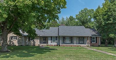 Murfreesboro Single Family Home For Sale: 818 N Rutherford Blvd